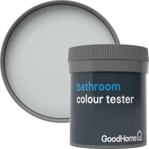 Goodhome Bathroom Hempstead Soft Sheen Emulsion Paint 0.05l Tester Pot