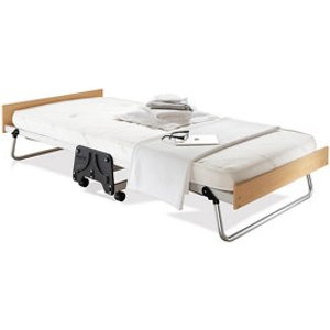 Jay-be J-bed Single Foldable Guest Bed With Airflow Mattress