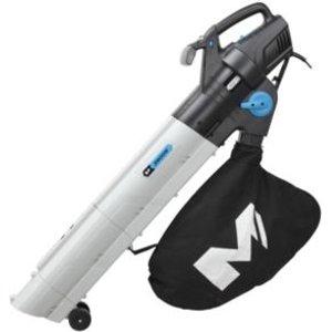 Mac Allister Mbv2800 Corded 240v Garden Blower Vacuum
