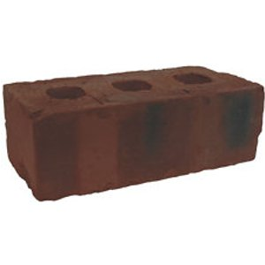 Northcot Cherwell Red Antique Facing Brick (l)215mm (w)102.5mm (h)73mm