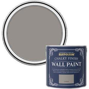 Rust-oleum Chalky Finish Wall Gorthleck Flat Matt Emulsion Paint  2.5l