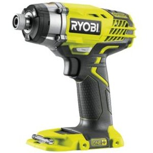 Ryobi One+ Cordless 18v Li-ion Brushed Impact Driver Without Batteries R18id3-0