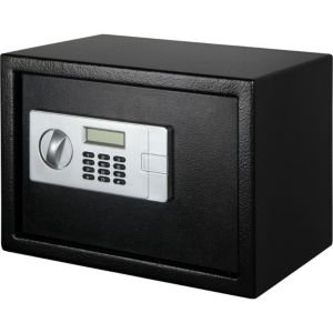 Smith & Locke 16l Lcd Electronic Combination Safe