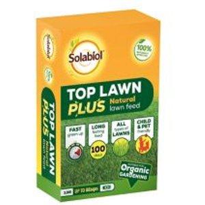 Solabiol Top Lawn Plus Lawn Treatment 88m² 3.5kg