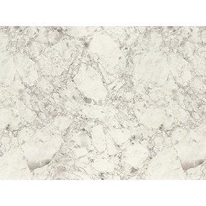 Splashwall Majestic Tuscan White 2 Sided Shower Panel Kit (l)2420mm (w)1200mm (t)11mm