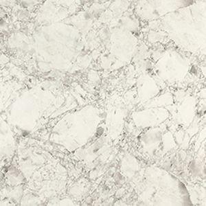 Splashwall Splashwall Tuscan White Shower Panel (h)2420mm (w)1200mm (t)11mm