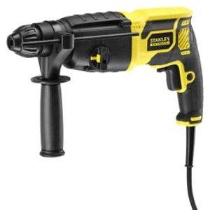 Stanley Fatmax 1250w 240v Corded Sds+ Drill Kffmed500k-gb