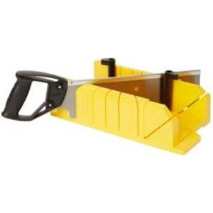 Stanley Plastic Mitre Box