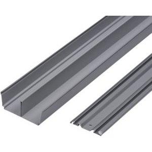 Form Valla Sliding Wardrobe Door Track (l)3600mm