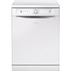 Hotpoint Hefc2b19c A+ 60cm Dishwasher With 13 Place Settings In White