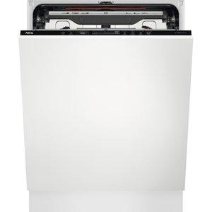 Aeg Fse83837p Full-size Fully Integrated Dishwasher