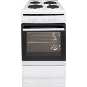 Amica 508ee1(w) 50 Cm Electric Cooker - White, White, White