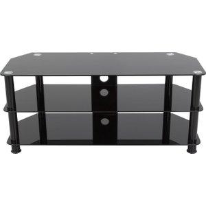Avf Sdc1140cmbb 1140 Mm Tv Stand - Black, Black, Black