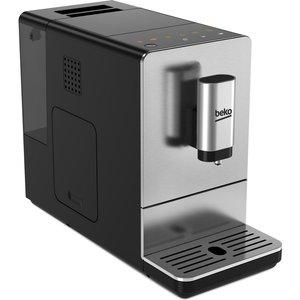 Beko Ceg5301x Bean To Cup Coffee Machine - Stainless Steel, Stainless Steel, Stainless Steel