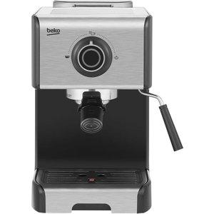 Beko Cep5152b Manual Espresso Coffee Machine - Stainless Steel, Stainless Steel, Stainless Steel
