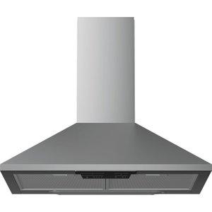 Beko Hcp61310x Chimney Cooker Hood - Stainless Steel, Stainless Steel, Stainless Steel