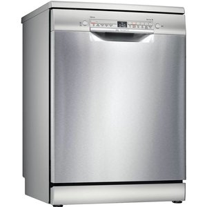 Bosch Serie 2 Sms2iti41g Full-size Wifi-enabled Dishwasher - Stainless Steel, Stainless St, Stainless Steel