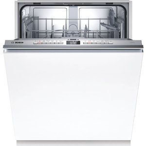 Bosch Serie 4 Smv4htx27g Full-size Fully Integrated Wifi-enabled Dishwasher