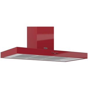 Britannia Arioso K7088a10r Chimney Cooker Hood - Gloss Red, Red, Red