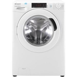 Candy Cvs 1492d3 Nfc 9 Kg 1400 Spin Washing Machine - White, White, White