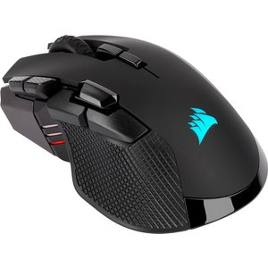 Corsair Ironclaw Rgb Wireless Optical Gaming Mouse  10195691