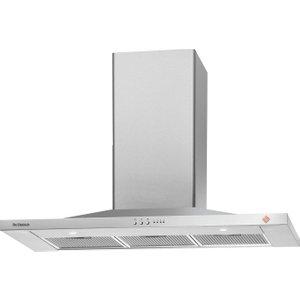 De Dietrich Dhp7912x Chimney Cooker Hood - Stainless Steel, Stainless Steel, Stainless Steel