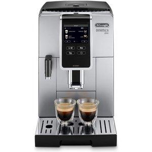 Delonghi Dinamica Plus Ecam370.85.sb Smart Bean To Cup Coffee Machine - Silver, Silver, Silver