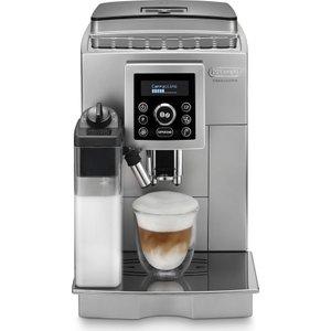 Delonghi Ecam23.460 Bean To Cup Coffee Machine - Silver & Black, Silver, Silver