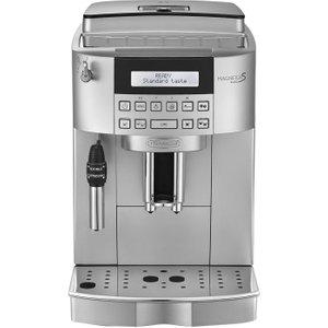 Delonghi Magnifica S Ecam 22.320.sb Bean To Cup Coffee Machine - Silver, Silver, Silver
