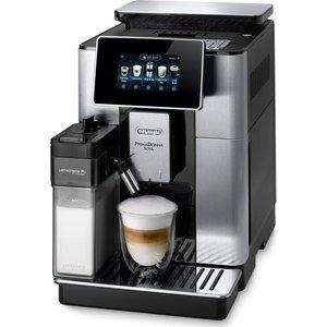 Delonghi Primadonna Soul Ecam610.75 Smart Bean To Cup Coffee Machine - Silver & Black, Sil, Silver