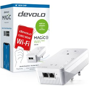 Devolo Magic 2 Wifi Next Powerline Adapter Add-on  10212699