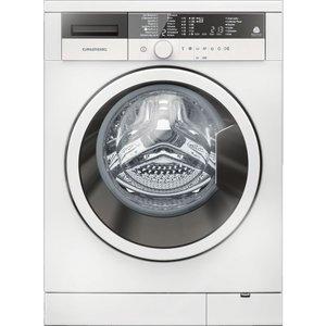 Grundig Gwn38430w 8 Kg 1400 Spin Washing Machine - White, White, White
