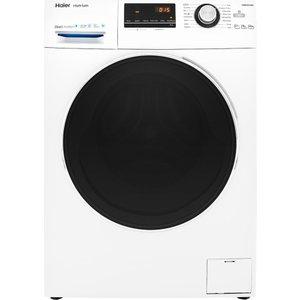 Haier Hatrium Hw80-b14636 8 Kg 1400 Spin Washing Machine - White, White Hw80b14636, White