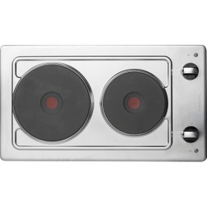Hotpoint First Edition E320skix Electric Hob - Stainless Steel, Stainless Steel, Stainless Steel