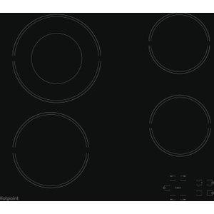 Hotpoint Hr 612 C H Electric Ceramic Hob - Black, Black 10167865, Black
