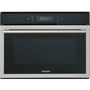 Hotpoint Mp 676 Ix H Built-in Combination Microwave - Stainless Steel, Stainless Steel 10149340, Stainless Steel