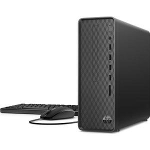Hp S01-af1005na Desktop Pc - Intel®celeron, 1 Tb Hdd, Black, Black S01af1005na, Black