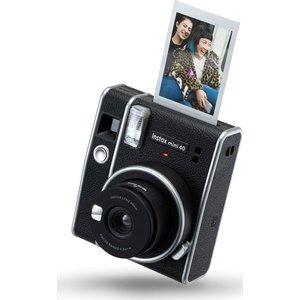 Instax Mini 40 Instant Camera - Black, Black 10222921, Black