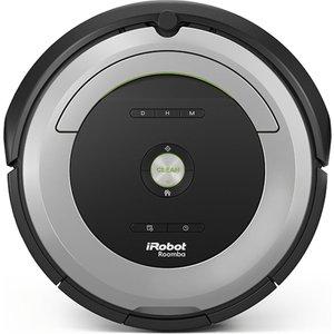 Irobot Roomba 680 Robot Vacuum Cleaner - Black & Grey, Black 10168552, Black