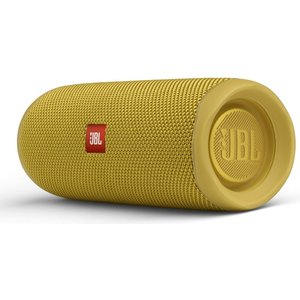 Jbl Flip 5 Portable Bluetooth Speaker - Yellow, Yellow 10205243, Yellow