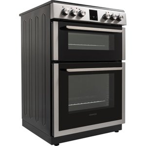 Kenwood Kdoi60x20 Electric Induction Cooker - Stainless Steel, Stainless Steel, Stainless Steel