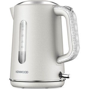 Kenwood The Abbey Collection Tj05cr Jug Kettle - Stone, Stone, Stone
