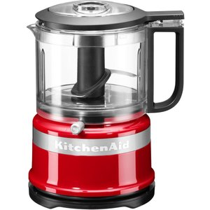 Kitchenaid 5kfc3516ber Mini Chopper - Empire Red, Red, Red