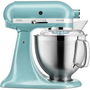 Kitchenaid Artisan 5ksm185psbaz Stand Mixer - Blue, Blue, Blue
