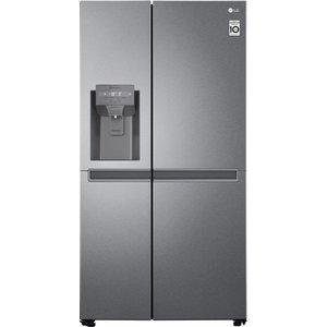 Lg Gsld50dsxm American-style Fridge Freezer - Dark Graphite, Graphite, Graphite