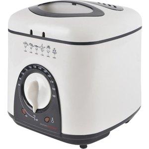 Lloytron Kitchenperfected E6010wi Deep Fryer - White, White, White