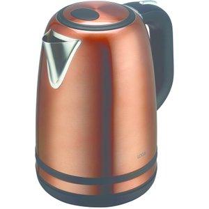 Logik L17skcu19 Jug Kettle - Copper