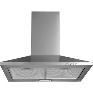 Logik L60chdx17 Chimney Cooker Hood - Stainless Steel, Stainless Steel, Stainless Steel