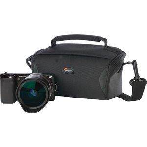 Lowepro Format 110 Compact System Camera Bag - Black, Black 21244348, Black