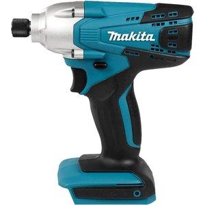 Makita G-series Td127dz 18v Impact Driver - Body Only, Blue, Blue, Blue